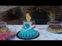 GELATINA DE PRINCESA ARIEL - YouTube