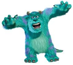 In The Beginning Of The Movie Salvatore Believe That He Was The Best Scarer In The School Since He From Monsters Inc Sulley Monsters Inc Sullivan Monsters Inc