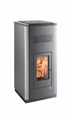 HSP 6 Toledo III 32 PELETOVÉ KACHLE - HAAS+SOHN Stove, Home Appliances, Fire, Fireplace Heater, Basic Colors, Save Energy, Timber Wood, Wi Fi, Catalog