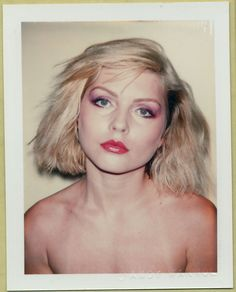 Stargayzing Quote of the Day: Debbie Harry