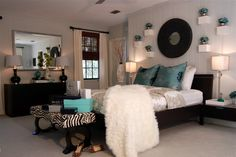 Master Bedroom, contemporary bedroom in jacksonville, Florida by Troy Spurlin Interiors Contemporary Bedroom, Design Projects, Master Bedroom, Troy, Couch, Interiors, Interior Design, Luxury, Jacksonville Florida