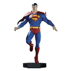 All Star Superman DVD Superman Maquette - DC Direct Superman Maquettes at Action Figure Xpress