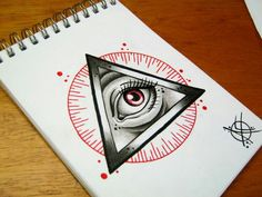 Boceto piramide