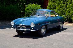 1965 Alfa Romeo-Giulia Sprint Speciale