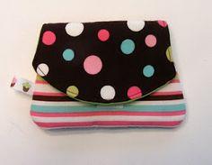 Funky little wallet