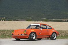 1972 Porsche 911S 2.4-Litre Coupé Prototype Chassis no. 911 230 0013 Engine no. 6320023