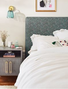 Liberty for Anthropologie Feather Fan Edlyn Bed | Shop Liberty for Anthropologie
