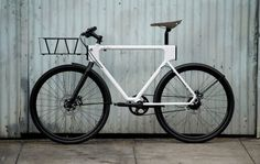 Meet EVO, San Franciscos Answer To The Ultimate Urban Utility Bike Visit us @ http://www.wocycling.com/ for the best online cycling store.