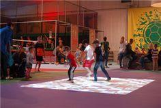 Kindersportcentrum Samsam Rum, Utrecht, Basketball Court, Sports, Hs Sports, Sport, Rome, Room