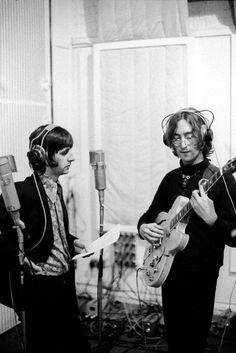John Lennon, Ringo Starr/ The Beatles