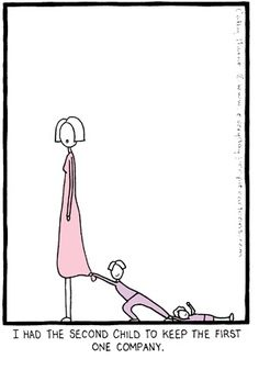 Funny mom cartoons, haha..
