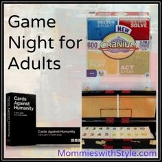 Fun Party Games / Game Night for Adults