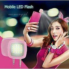 Selfie Lamp for Camera Sebagai lampu flash tambahan untuk memaksimalkan hasil foto. cocok untuk selfie. hanya tinggal tancep ke Hp / tablet .  Cocok banget nih buat yang suka selfie pada malam hari dan juga video call  Ayoo buruan sebelum kehabisan stock sangat terbatas !! Grab it grab it .  Harga : 55.000   Order sekarang juga sebelum kehabisan - Questions & Order?  LINE : @ jakartakomputer (ketik @ yaa)  WA/SMS : 08787 8775 832  #selfielamp #selfie #lampuselfie #LAMPU #jktkom…