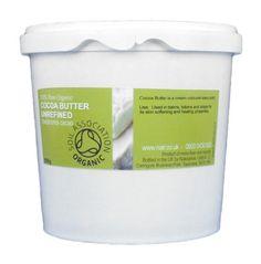 500g Organic Cocoa Butter Unrefined - http://best-anti-aging-products.co.uk/product/500g-organic-cocoa-butter-unrefined/