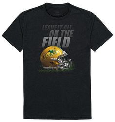 various colors a5a3f 904e5 North Dakota State University Bison Thundering Herd NCAA Gridiron T-Shirt