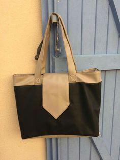 Sac Madison cousu par Malika - Patron de couture Sacôtin www.sacotin.com