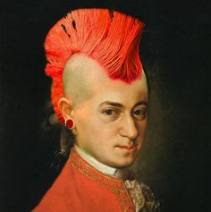 Mozart Rocks by vivaelhuano