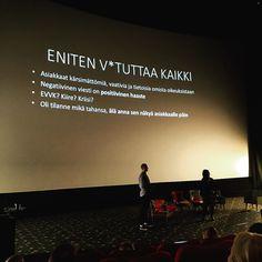 Huippucase #aspa #asiakaspalvelu #somefi #some negatiivinen viesti on positiivinen haaste @soneraofficial Tuija Koukkula ja Ville Vento