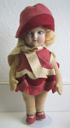 another beautiful Lenci doll
