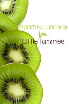 How do you plan a lunch for a one year old? What's a suitable snack for an 18 month old? These healthy lunch ideas for the littlest tummies make food planning for babies just past the baby food stage easy!