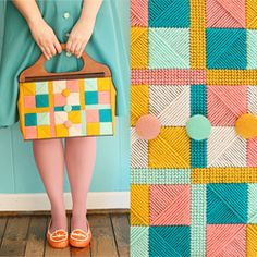 10 sweet purse/bag DIYs