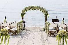 Resultado de imagem para casamento na praia