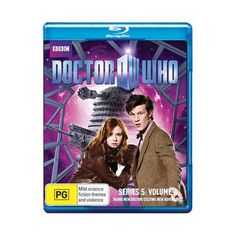 Doctor Who Series 5: Volume 4  Blu-ray Matt Smith Dr Who Region B  Brand New
