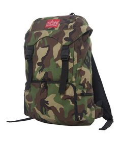 Look at this Camo Europa Backpack on #zulily today!