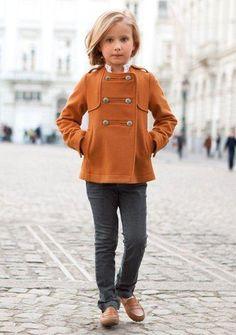 Stylish little pumpkin!