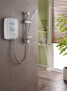 Triton T80Z Fast-Fit 8.5kW Electric Shower - White/Chrome - £114 from The Shower Doctor