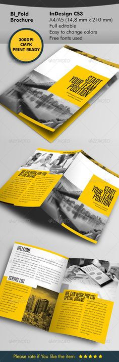 Team Your Business Bifold