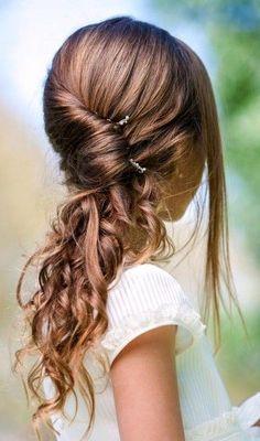 Top 13 Trendy Hairstyles For Kids  #hairstyles #hair #hairstylesideas