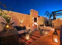 This is my vision of chilled perfection. The Capaldi, Marrakech