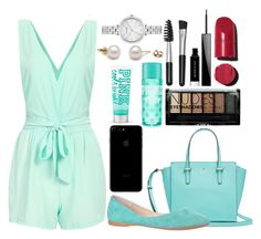 """""""#178"""" by londero-danielle ❤ liked on Polyvore featuring Kate Spade, Boohoo, Chanel, Givenchy and Sephora Collection"""