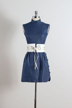 Vintage 60s Dress Chester Weinberg 1960s by millstreetvintage