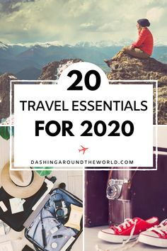 Wondering what to pack for your next trip? Here are the 20 ultimate travel accessories for The travel essentials include recommendations for travel gear gadgets electronics and more. gear accessories tips Packing List For Vacation, Travel Packing, Packing Lists, Packing Hacks, Travel Outfits, Travel Set, Beach Travel, Usa Travel, Luxury Travel