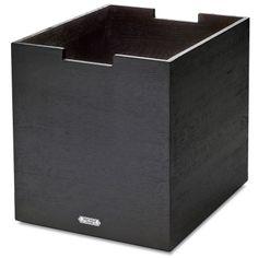 Small furniture- Kleinmöbel Cutter box with wheels black SkagerakSkagerak -