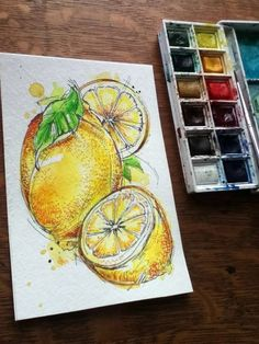 Des Citrons by FinchFight.deviantart.com on @deviantART