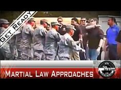 Watch this please! Official news about the MARTIAL LAW 2016 and FEMA CAMPS Exposed!! - YouTube