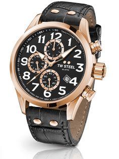 ⌚TW-Steel VS74 Volante 48mm Herrenuhr günstig einkaufen: Timeshop24.de Rolex Watches, Watches For Men, Steel, Accessories, Ring, Medium, Makeup, Products, Racing Wheel