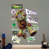 Show TMNT Wall Decals and Stickers! Teenage Mutant Ninja Turtle wall decor featuring Raphael, Donatello, Leonardo, and Michaelangelo Vinyl Wall Art, Wall Sticker, Wall Decals, Ninja Warrior, Teenage Mutant Ninja Turtles, Tmnt, American Idiot, Sims 4, Gabriel