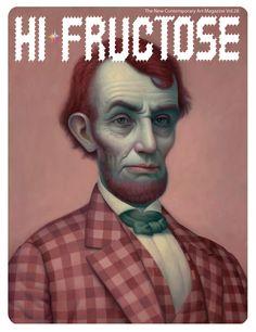 Hi-Fructose: The New Contemporary Art Magazine Volume 28