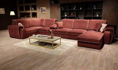 Oak Furniture Land, Couch, Home Decor, Settee, Decoration Home, Sofa, Room Decor, Sofas, Home Interior Design
