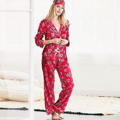 Christmas tree printing winter fashion women pajamas sets long sleeve trousers simple quality cotton home sleepwear for ladies aliexpress.com