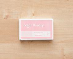 Color Theory Ink Pad: Blush Crush at @studio_calico