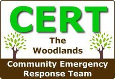 The Woodlands CERT Committee Monthly Meeting Date Change