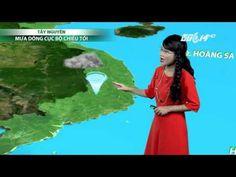 (VTC14)_Thời tiết 6h ngày 27.04.2016