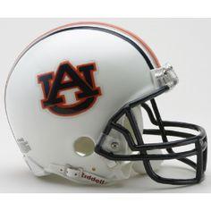 Old Ghost Collectibles - Auburn Tigers NCAA Riddell VSR4 Mini Football Helmet, $21.99 (http://www.oldghostcollectibles.com/auburn-tigers-riddell-mini-football-helmet/)