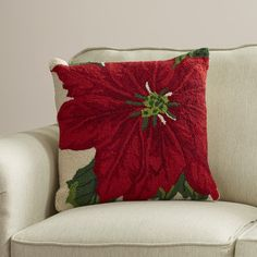 Darby Home Co Chingford Wool Throw Pillow & Reviews | Wayfair