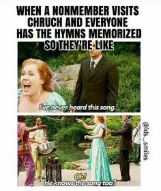Funny Church Memes, Church Jokes, My Church, Mormon Jokes, Lds Mormon, Funny Christian Memes, Christian Humor, Lds Memes, Lds Quotes